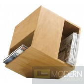 Book - Birch Magazine Holder