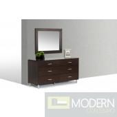 Modrest Bravo Modern Wenge Dresser