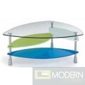 Bulba Glass Coffee Table