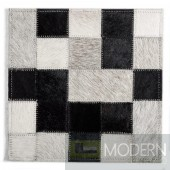 Modrest Caliko Modern Cowhide Small Area Rug