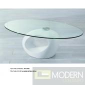 Modrest CJ-022 Modern White Coffee Table