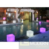 Cube LED Indoor Outdoor Lamp