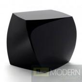 Cube Ottoman, Black