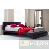 Modrest Curve Modern Platform Bed