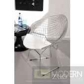 Zuo Modern Net Chair - Set of 2  LOCAL DMV DEALS