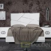 Gavina Panel Bed