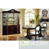 Diva Traditional Dining Set