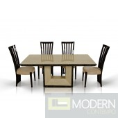 Modern Marble Dining Set  X2