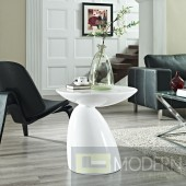 Flow Contemporary Side Table