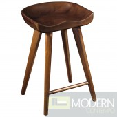 Stella Wood Stool