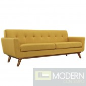 Engage Upholstered Sofa Citrus