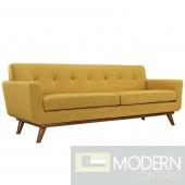 Engage Upholstered Sofa Citrus