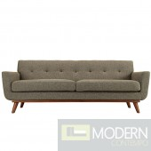 Engage Upholstered Sofa Oatmeal