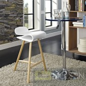 Modern Clip Bar Stool