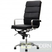 Eden Highback Office Chair in Vinyl