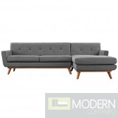 ENGAGE RIGHT-FACING SECTIONAL SOFA