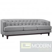 Mid Century Modern Coast grey Sofa