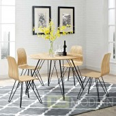 DRIFT BENTWOOD DINING SIDE CHAIR IN NATURAL