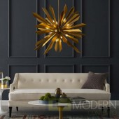 Stella Gold Chandelier
