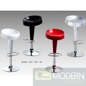 Eleanor - Modern Acrylic Bar Stool