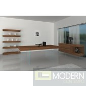 Elm Modern Dining Table