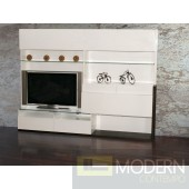 Emma - Modern Lacquer Entertainment Center
