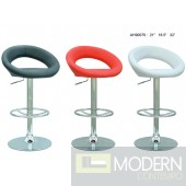 Felicity - Modern Bonded Leather Bar Stool