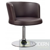 Modrest FS-2-79 Modern Brown Lounge Chair