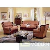 Parigi Traditional Italian Sofa Set