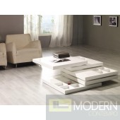 Modrest Mixx White Coffee Table