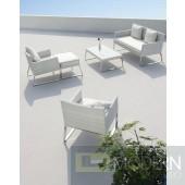 Renava Aegean - 5-Piece Patio Lounge Set
