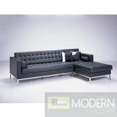 F14 - Modern Leather Sofa Set