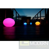 Flatball LED Indoor Outdoor Lamp