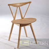 Fronter Dining Chair, Natural