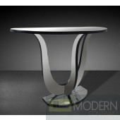 Carlise - Modern Mirrored Console Table