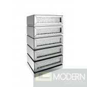 Modrest Rivoli Modern Mirrored Chest