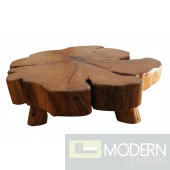 PATAGONIA RUSTIC COFFEE TABLE