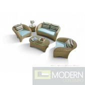 5 Piece Patio Set - H32