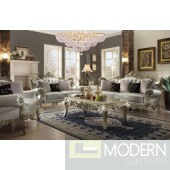 Luxury Victorian 3 Piece Traditional Living Room Sectional MCHD-13006