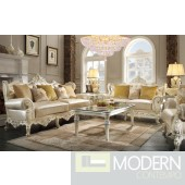 Luxury Victorian 3 Piece Traditional Living Room Sectional MCHD-13009