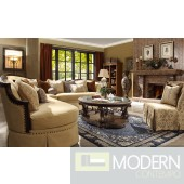 Luxury Victorian Sofa, Love Seat & Chair 3 Piece Traditional Living Room Set MCHD-1621