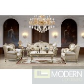 Azalea upholstery living room set Victorian, European & Classic design Sofa Set MCHD32