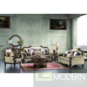 Traditional Sofa Set Formal Living Room Furniture MCHD382