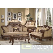 Traditional Sofa Set Formal Living Room Furniture MCHD386