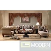 Traditional Sofa Set Formal Living Room Furniture MCHD462