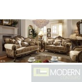 Verita Luxury living room set Victorian, European & Classic design Sofa Set MCHD506