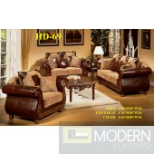 Traditional Living Room Set  HD69