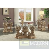 Mia Belle Luxurious Coffee Table