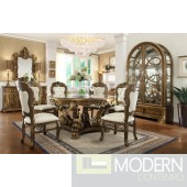 Victorian Style Dining table Set MCHD-8008