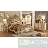 European Style Luxury Queen or King Bed MCHD-8015